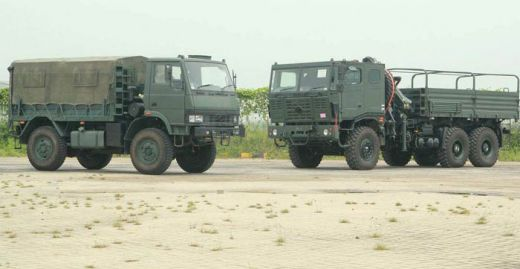Tata Motor Ternyata tidak Hanya Produksi Mobil Murah Tapi Juga Militer