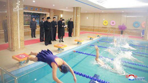 Korea Utara Kirim 230 Cheerleaders ke Olimpiade, Jepang Langsung Waspada