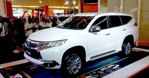Mitsubishi Luncurkan 2 Varian Pajero Sport 2018, Keduanya Dirakit di Indonesia