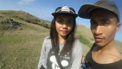 Usai Selfie, Sepasang Kekasih Ini Tewas di Pantai