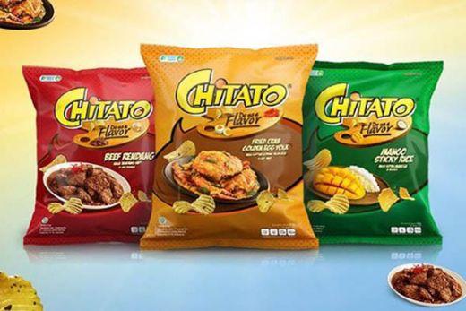 Wah.., Kini Chitato Produksi Keripik Kentang Rasa Ketan Mangga Thailand