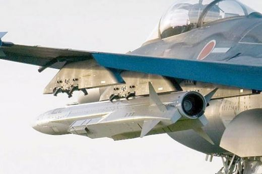 Lindungi Pulau-pulau di Laut Cina Timur, Jepang Mulai Produksi Massal Rudal Anti Kapal XASM-3