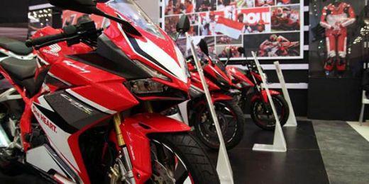 Pasar Skutik Terus Naik, Motor Sport Fluktuatif