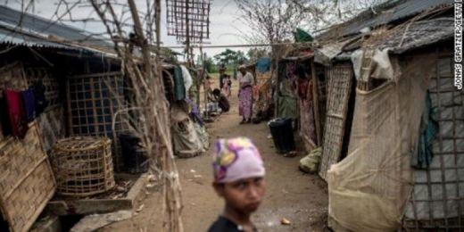 Sungguh Miris..., di Negara Myanmar Dibantai, Banglades Malah Mengusir 125 Pengungsi Muslim Rohingnya