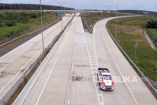Juni 2018, Tol Bakauheni - Palembang Selesai dan Bisa Digunakan