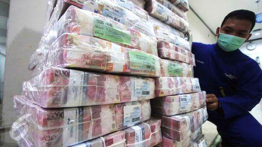 Jumlah Uang Beredar Diperkirakan Naik 10 Persen Saat Tahun Politik
