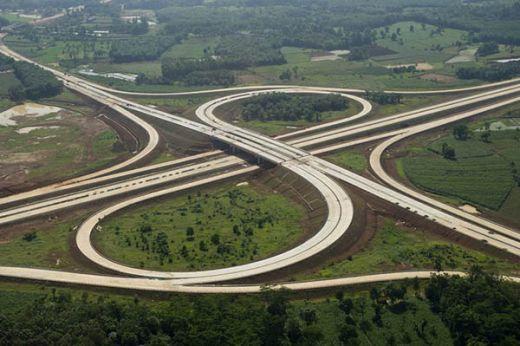 Tol Trans Sumatera Rampung Sebelum Pelaksanaan Asian Games 2018