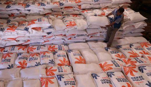 Jabar Pasok Beras untuk Sumatera dan Kalimantan