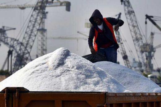 Ternyata 67% Garam Impor untuk Industri Chlor Alkali Plant