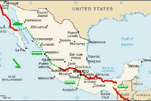 Tiga Sekolah di Meksiko Bernama Indonesia, Ini Penjelasannya...