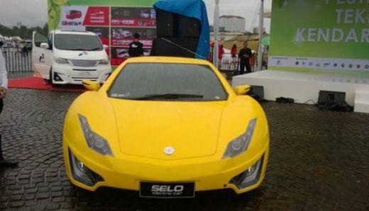 Proyek Mobil Listrik Segera Bergulir, Nunggu Tanda Tangan Presiden Jokowi