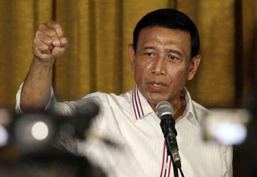 Wiranto: Semua Kekuatan Nasional Dilibatkan Lawan Terorisme