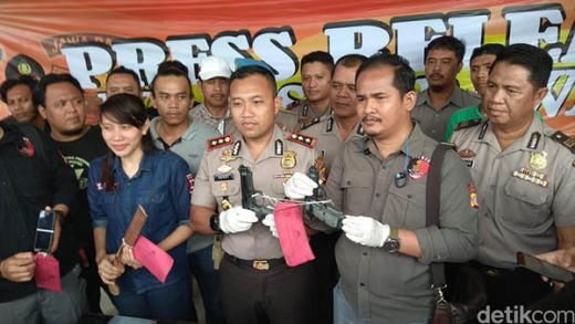 Polisi Tembak Mati Dua Begal Berilmu Kebal di Karawang, Sempat Tantang Polisi tapi Roboh Ditembakan ke-4