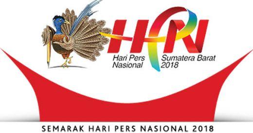 Tujuh Media dan Seorang Tokoh Terima Penghargaan Pada Puncak HPN 2018 di Sumatera Barat