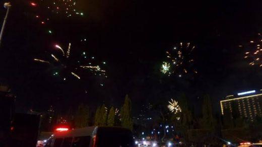 Sepi dari Terompet dan Kembang Api, Tamu Hotel Membludak Pada Malam Tahun Baru di Pekanbaru