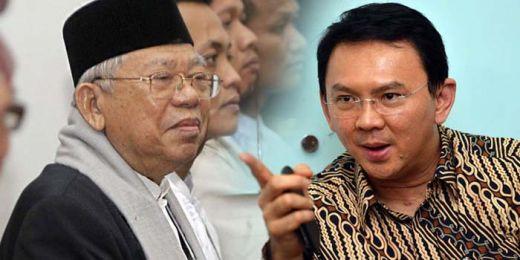 Weleh... Tim Ahok Ngaku Dapat Bukti Komunikasi SBY dan KH Maruf Amin dari Tuhan