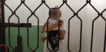 Duh... Bayi 9 Bulan Pengidap Jantung Koroner Ini Terpaksa Ikut Ibunya Dipenjara