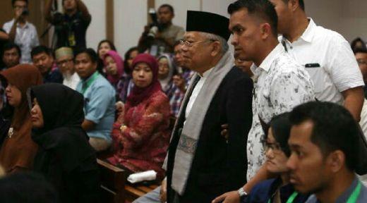 Ahok Ancam Permalukan Ketua Umum MUI yang Juga Rais Am PBNU KH Maruf Amin