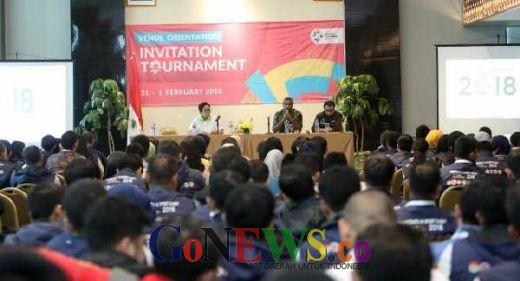 Tenaga kesehatan profesional di asian games 2018 invitation tournament stopboris Choice Image