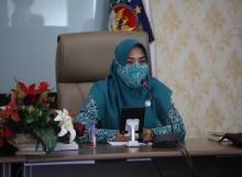 Tri Tito Minta PKK Bantu Pemerintah Tanggulangi Covid-19