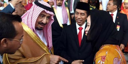 Penasaran Ingin Lihat Cucu Soekarno, Raja Salman sampai 2 Kali Panggil Menko Puan Maharani