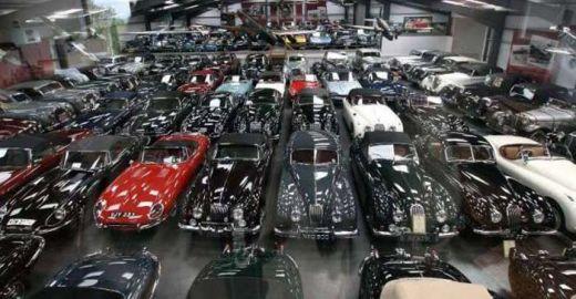 Wah... Ternyata Koleksi Mobil Mewah Raja Salman Masih Kalah Jauh dari Sultan Brunei