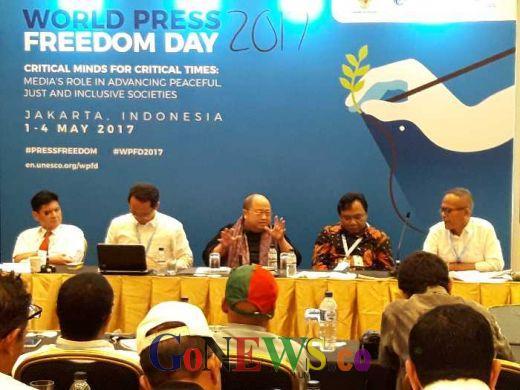 World Press Fredom 2017, Jaya Suprana: Hoax Anak Haram Demokrasi
