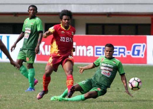 Bhayangkara FC Patok Poin di Palembang
