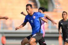 Borneo FC Belum Bisa Ukur Kemampuan Pemain