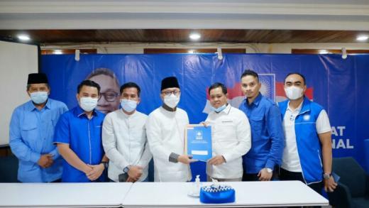 Zulhas SK-kan DPD di Saat Ramadan, Irvan Pesankan PR Kemenangan