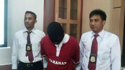 Hina dan Ancam Kapolri, Pria Asal Lampung Ini Ngeles Facebooknya Kena Hack