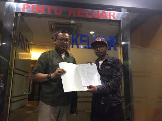 AJI Jakarta Desak Polda Metro Usut Kekerasan terhadap Jurnalis RMOL