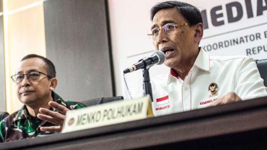Gara-gara Suarakan Referendum Aceh, Wiranto Siap Penjarakan Muzakir Manaf