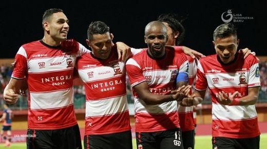 Asep Optimis Madura United Sudahi Dahaga Gelar Juara
