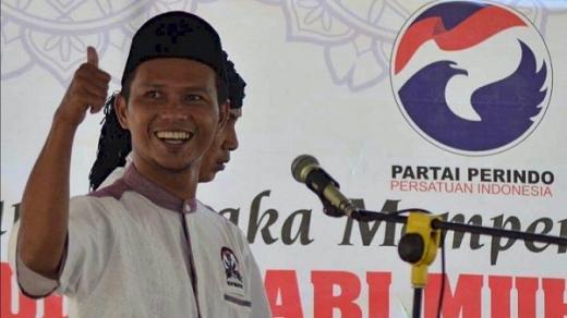 Kader Lompat ke Demokrat, Ketua Perindo Pangandaran: Meski Berbeda Persahabatan Tetap Abadi