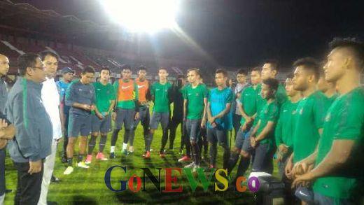 Tak Tampil di Kualifikasi AFC Cup, Ezra Tetap Terdaftar di Timnas U 22