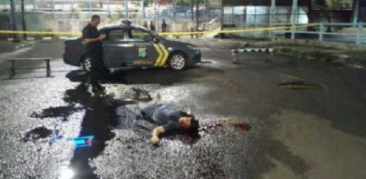 Penusuk 2 Brimob di Masjid dekat Mabes Polri Ditembak Mati