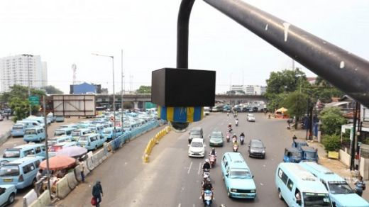 Polda Metro Tambah Kamera E-TLe di 10 Lokasi Ini