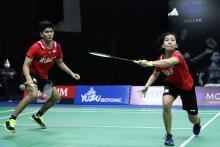 Adnan/Mychelle Kantongi Kemenangan Pertama
