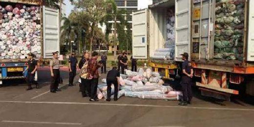 Kabid Humas Polda Metro: Kerugian Negara Akibat Penyelundupan Textil di Jakarta Timur Mencapai Miliaran