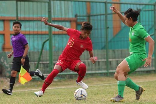 Tim Nasional Putri Indonesia Tunjukan Progres Positif