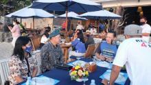 Bamsoet Minta Tour Guide di Bali Edukasi Turis Jalankan Protokol Kesehatan