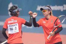 Tim Putra Putri Indonesia ke Perempat Final Beregu