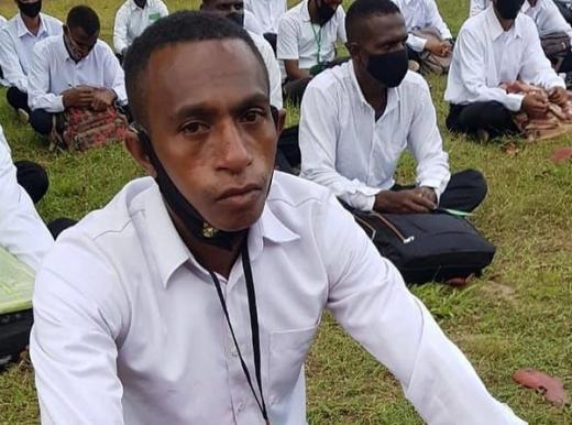 Cerita Haru Alosius, Yatim Piatu Asal Papua Bertekad Kuat Jadi Anggota TNI