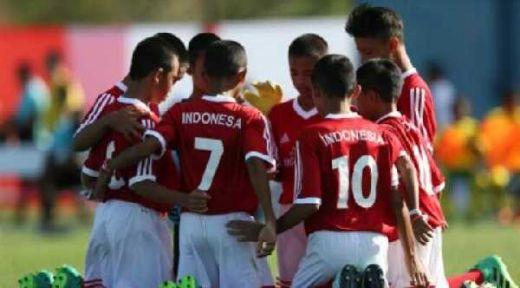 Luar Biasa, Aksi Cium Tangan Indonesia U-12 Dicontoh oleh Tim Lawan dan Viral di Luar Negeri