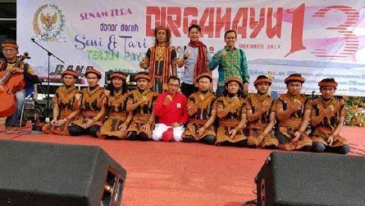 Tari Saman Gayo Tampil di Gedung Wakil Rakyat Jakarta, Memeriahkan HUT DPD RI