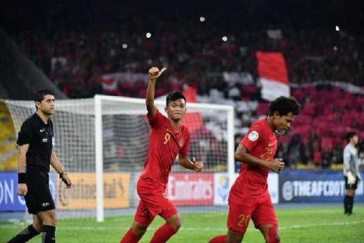 Babak Pertama, Timnas U-16 Indonesia Vs Australia, Zico Bawa Garuda Asia Unggul 1-0