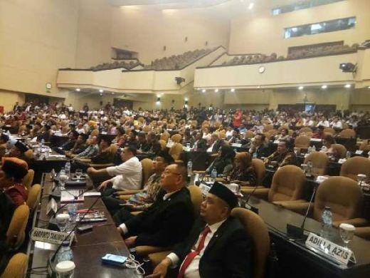 Segera Dimulai, Empat Calon Ketua DPD Akan Dipilih Dengan Voting