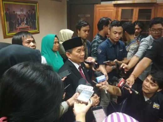 Kembali Ditunjuk jadi Ketua F-PKS DPR RI, Jazuli Juwaini Siap Bela Rakyat dan Umat