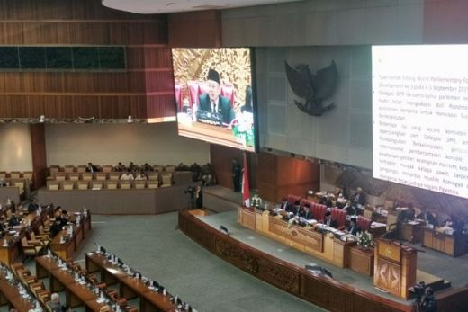 Akhirnya DPR Tunda Pengesahan 5 RUU yang Ditolak Mahasiswa dan Masyarakat Sipil